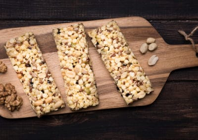 SerenaFit on-the-go Snacks