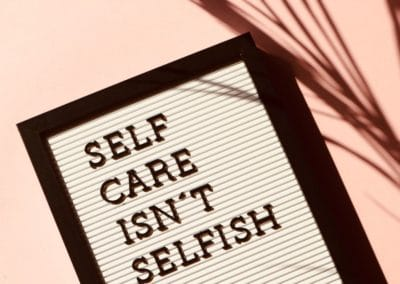 3 New Ways to Self Care